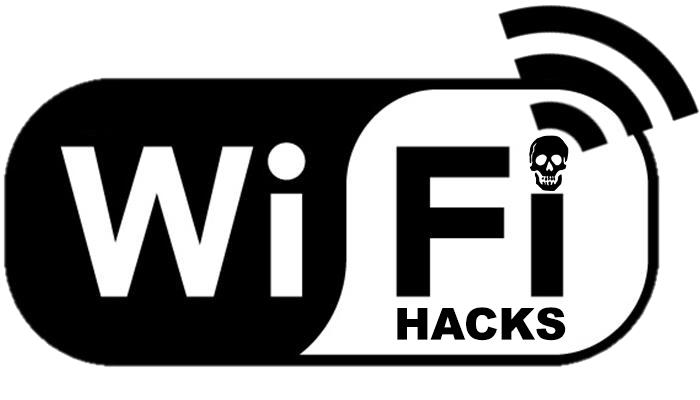 Logo WiFi con calavera