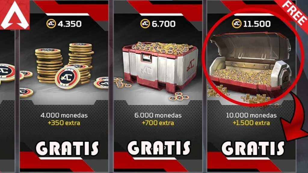 Monedas apex