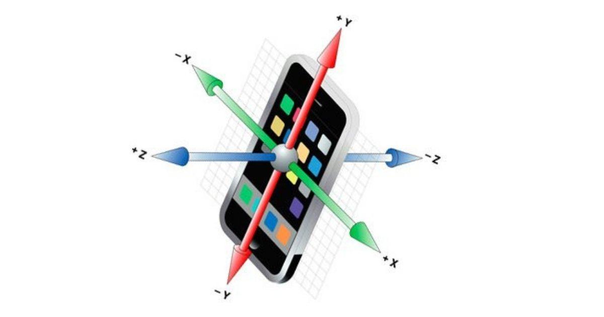 activar el giroscopio en Android