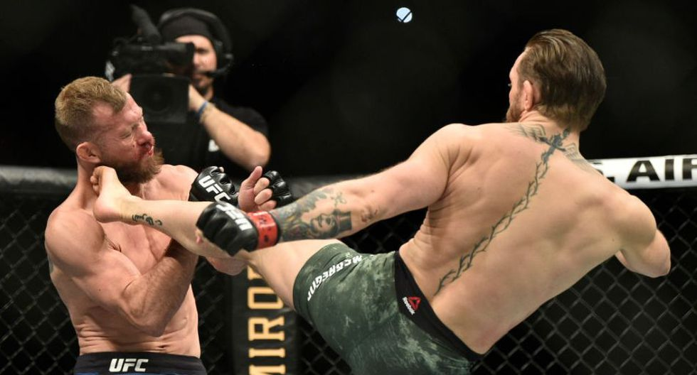 Lucha UFC