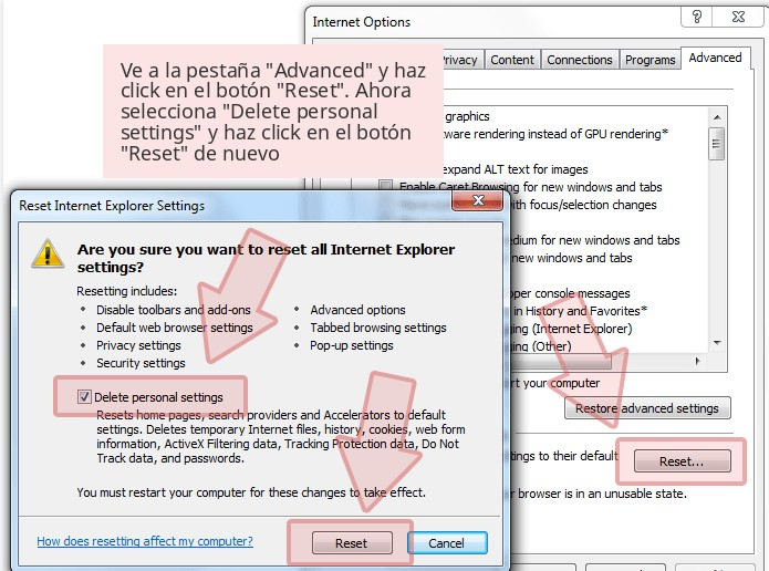 Cómo desinstalar el virus Launchpage.org