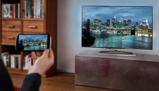 Cómo transmitir la pantalla de tu Motorola al Smart TV