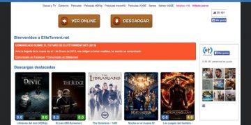 Divxtotal, EliteTorrent y MejorTorrent