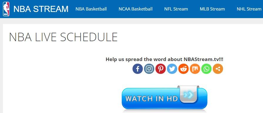 NBA Stream Online