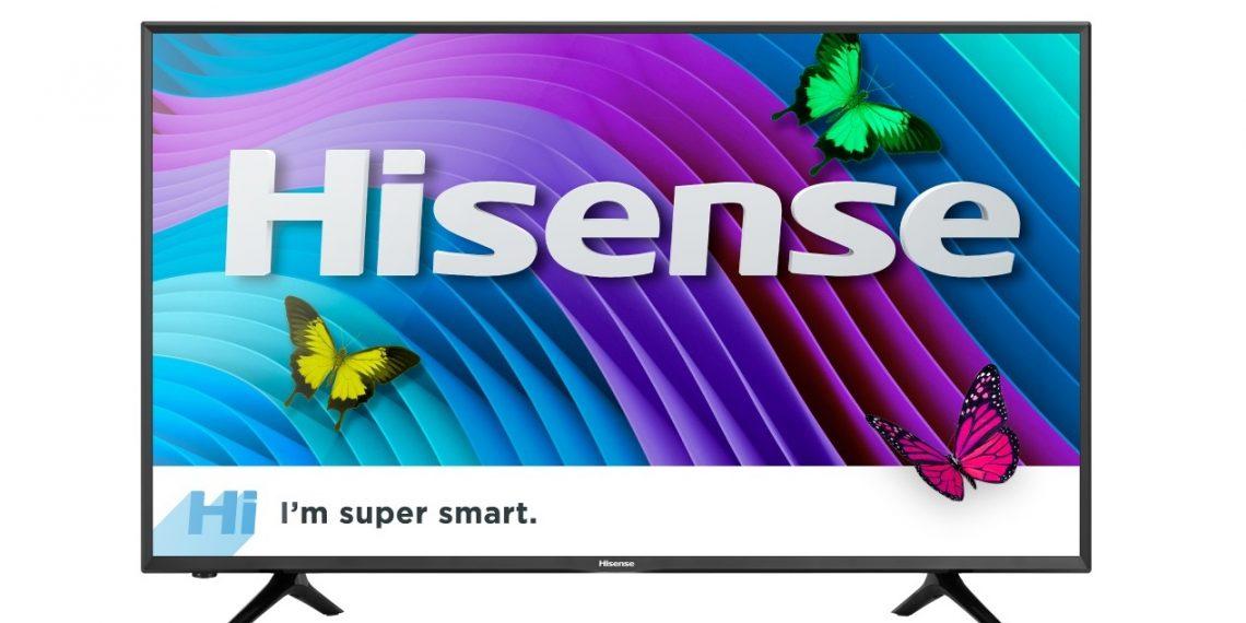 Play Store en tu Smart TV Hisense