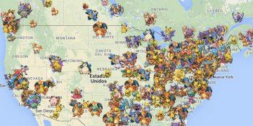 Radares pokémon GO