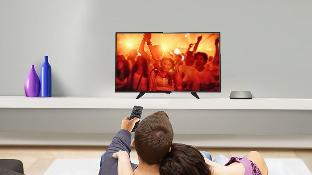Smart TV tiene bluetooth