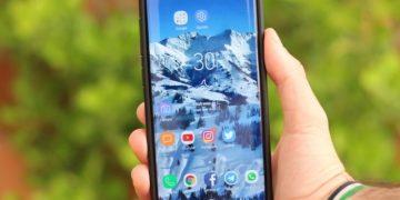 activar el sensor de proximidad en Samsung