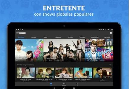 aplicaciones Android para ver series online