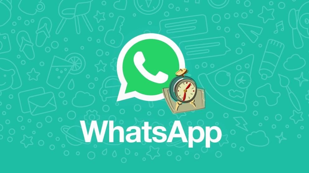 cambiar la fecha y hora de WhatsApp en Android