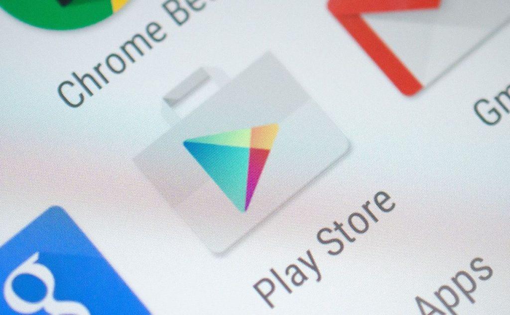 corregir la falla del Servidor en la Play Store