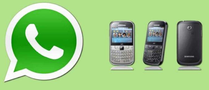 whatsapp para móviles con java