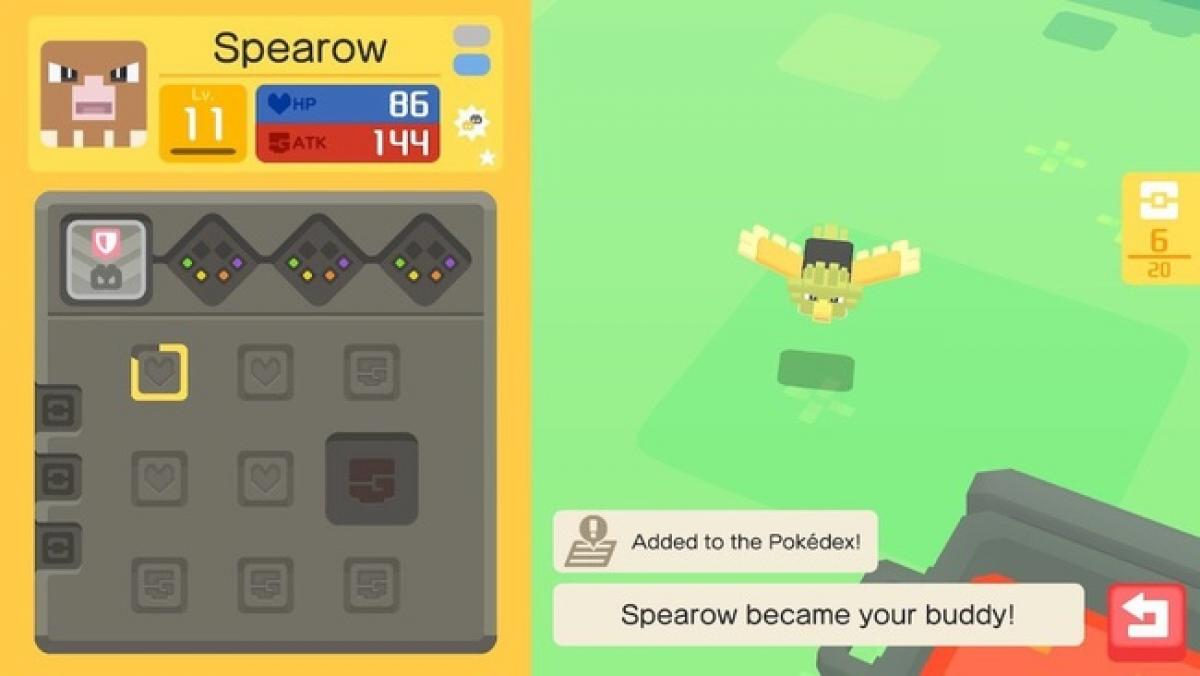 Pokémon Quest: cómo capturar Pokémon Shiny