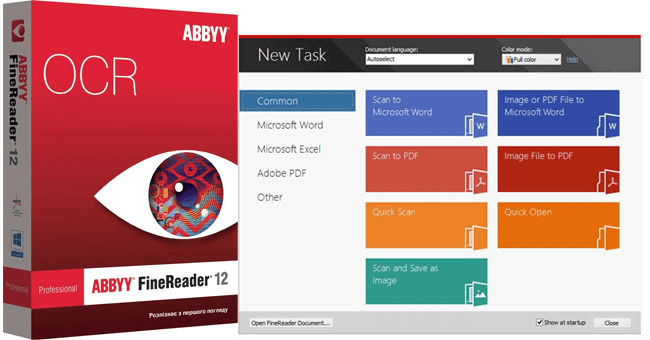 Abby Finereader Professional