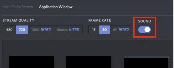 Cómo compartir pantalla en Discord