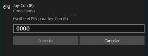Cómo conectar Joycon a PC