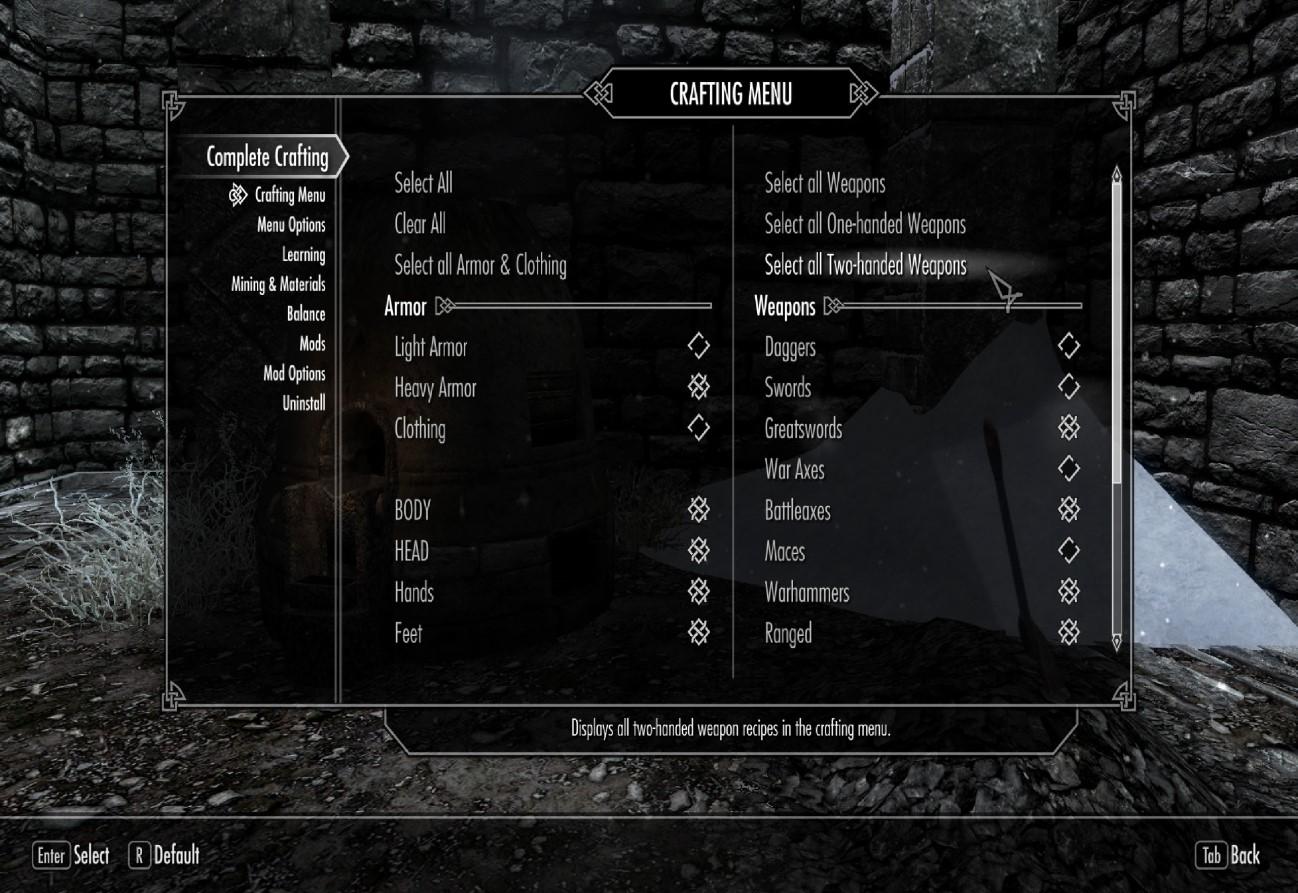 Cómo instalar mods en Skyrim Special Edition