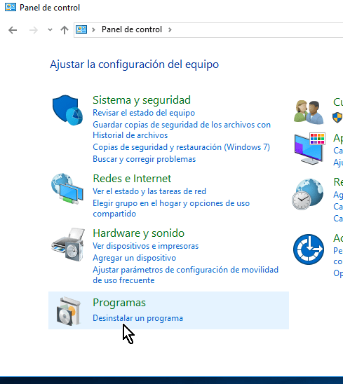 OpenOffice - Instalación en mi equipo nuevo - Quality Ingeniería y ...