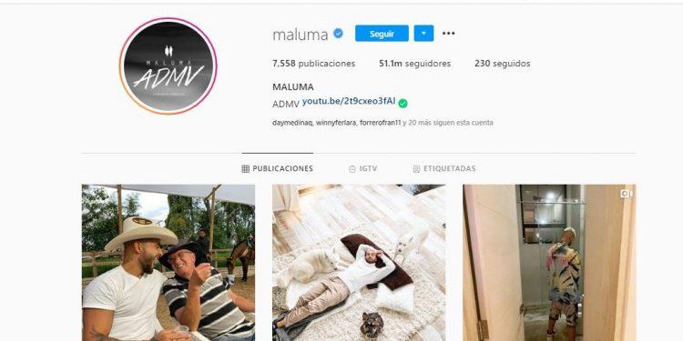 perfil publico de Instagram