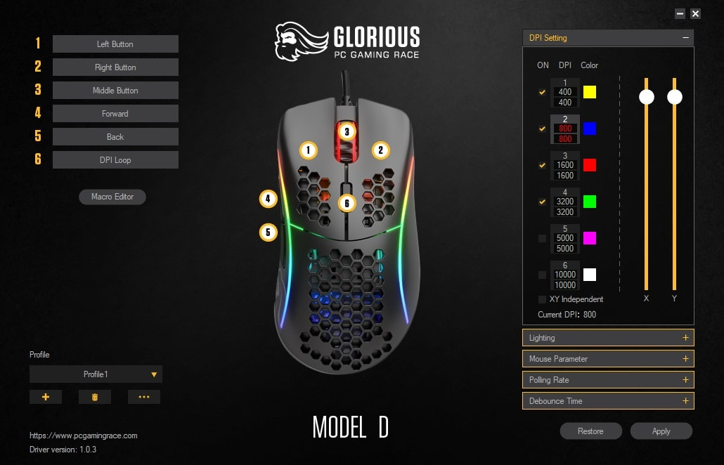 Gaming Mouse DPI Guide - What's The Best Setting? - TheGamingSetup