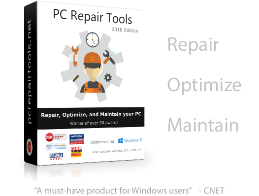 PC Repair & Optimizer Tool