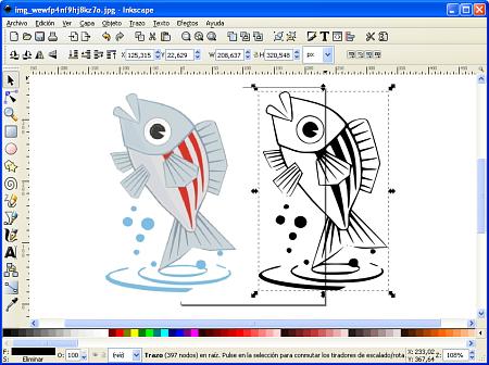 Programas para vectorizar imágenes