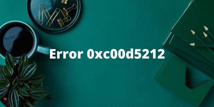 Solucionar el error 0xc00d5212 al reproducir videos