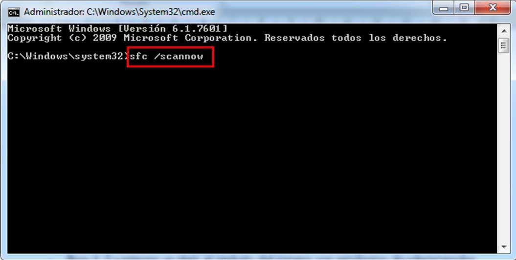 Cómo arreglar el error 0x8000FFFF