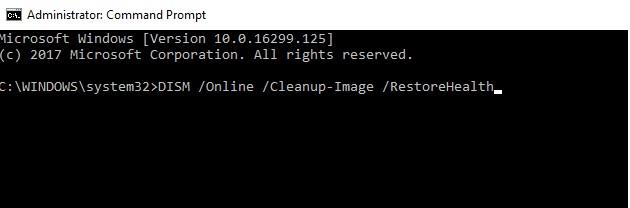 Cómo arreglar el error 0x80070015 de Windows Defender