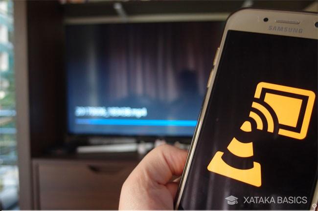 Cómo emitir en VLC con Chromecast