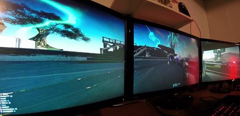 Cómo poner un fondo de pantalla diferente en cada monitor
