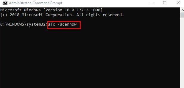 Error del sistema de archivos
