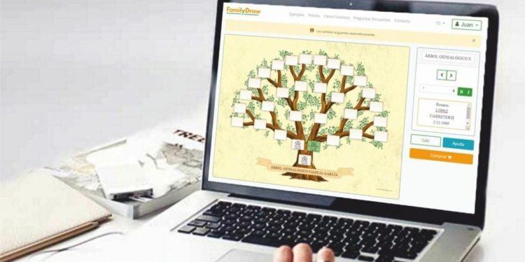 Programas para hacer un árbol genealógico