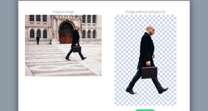 Cómo quitar fondo a una imagen online fácil y gratis