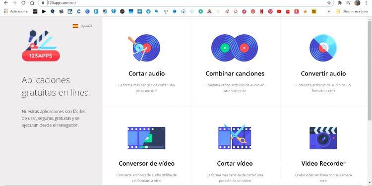 Cómo combinar dos pistas de audio online gratis