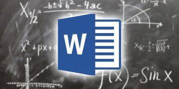 Cómo poner o escribir exponentes en Word