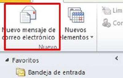 Editar o modificar plantilla de Outlook