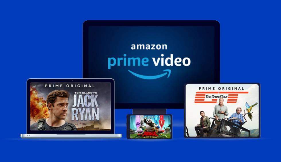 En cuántos dispositivos a la vez puedo usar Amazon Prime Vídeo