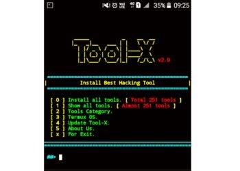 Tool-x