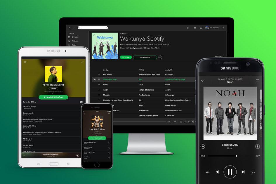 Cómo cambiar nombre cuenta Spotify