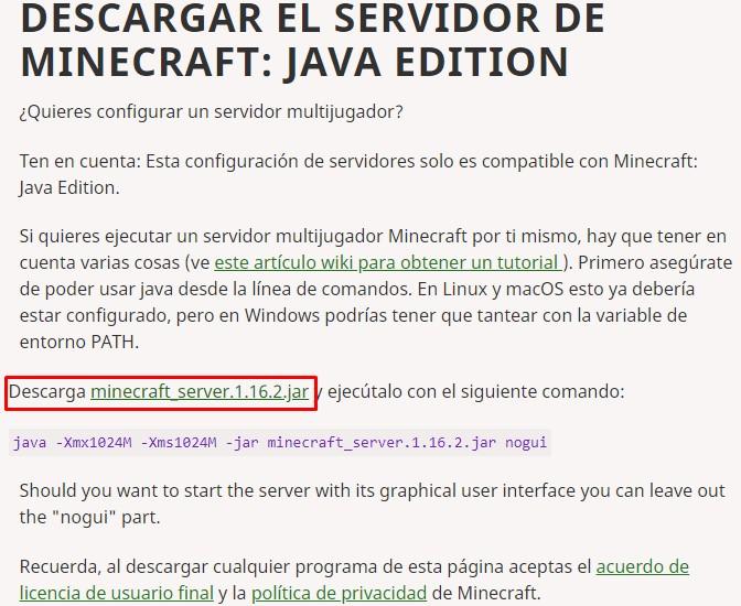 Cómo crear un servidor de Minecraft gratis