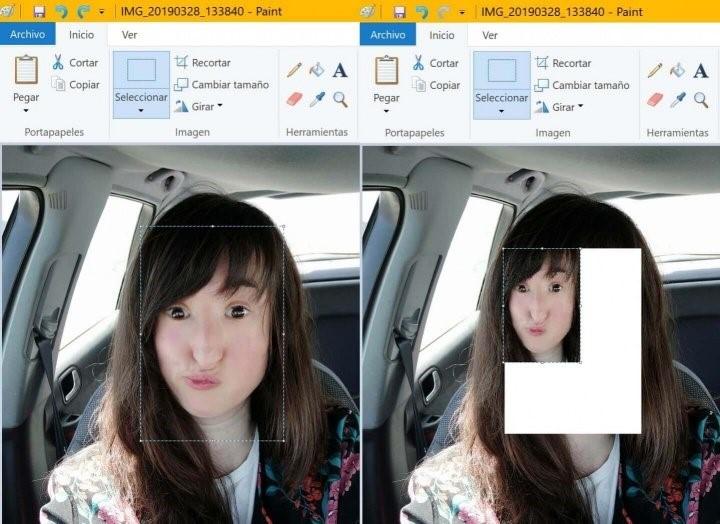 Cómo difuminar una foto