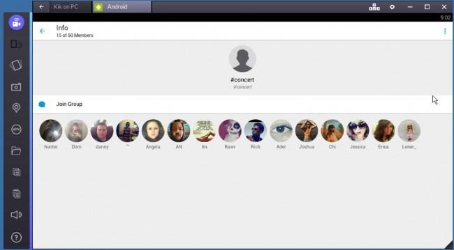 Cómo encontrar las mejores salas de chat en Kik