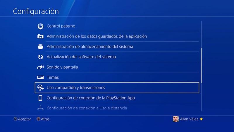 Cómo instalar Discord para PS4