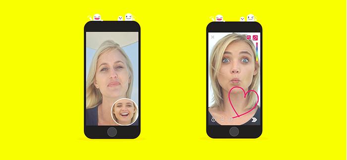 Cómo subir fotos a la galería de Snapchat