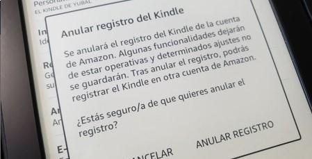Cómo usar un kindle sin cuenta en Amazon