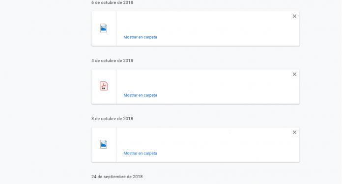Cómo ver el historial de descargas de Google Chrome