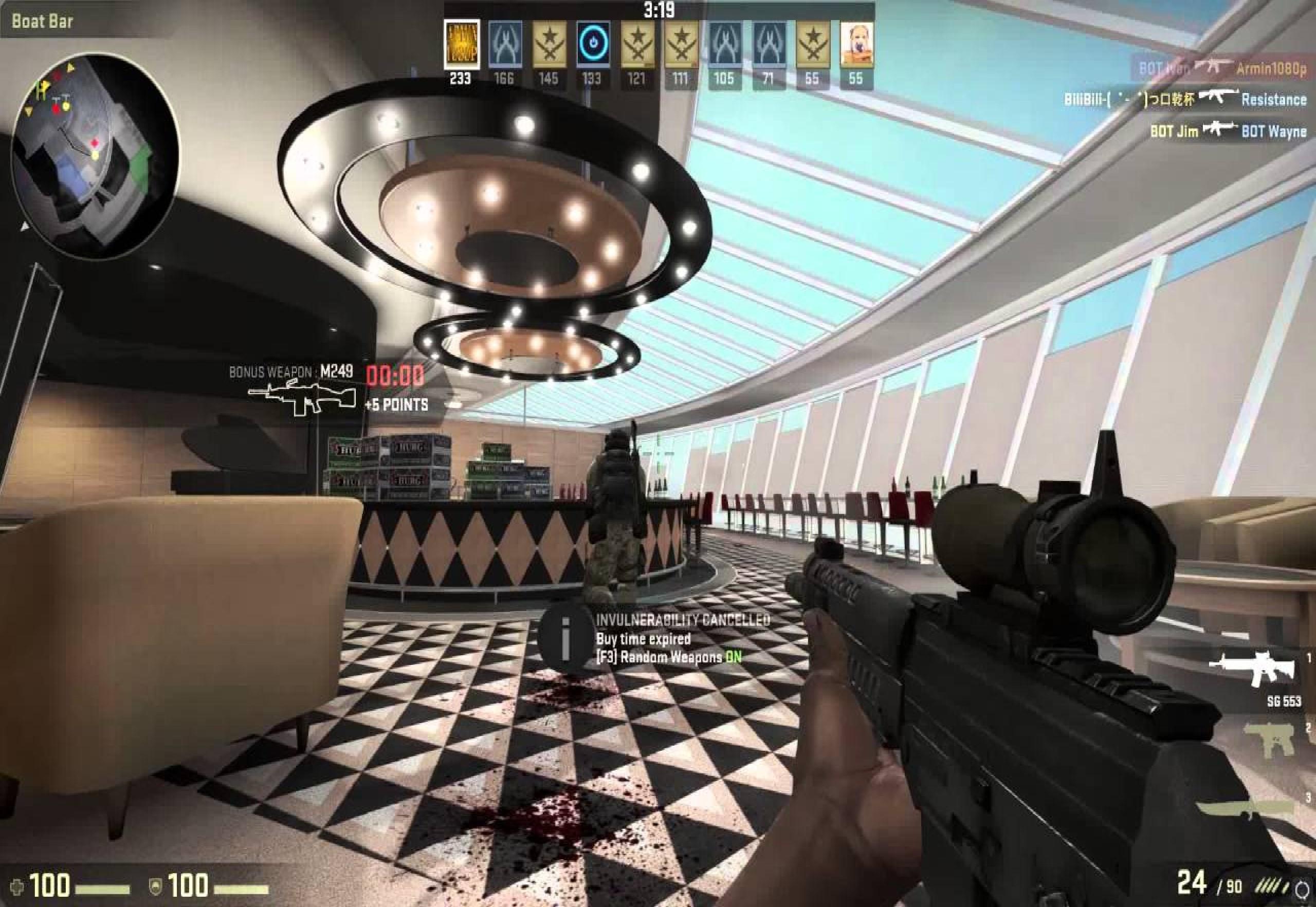 Cómo ver los FPS en CS GO