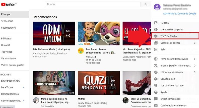 Cómo ver los suscriptores de un canal en YouTube