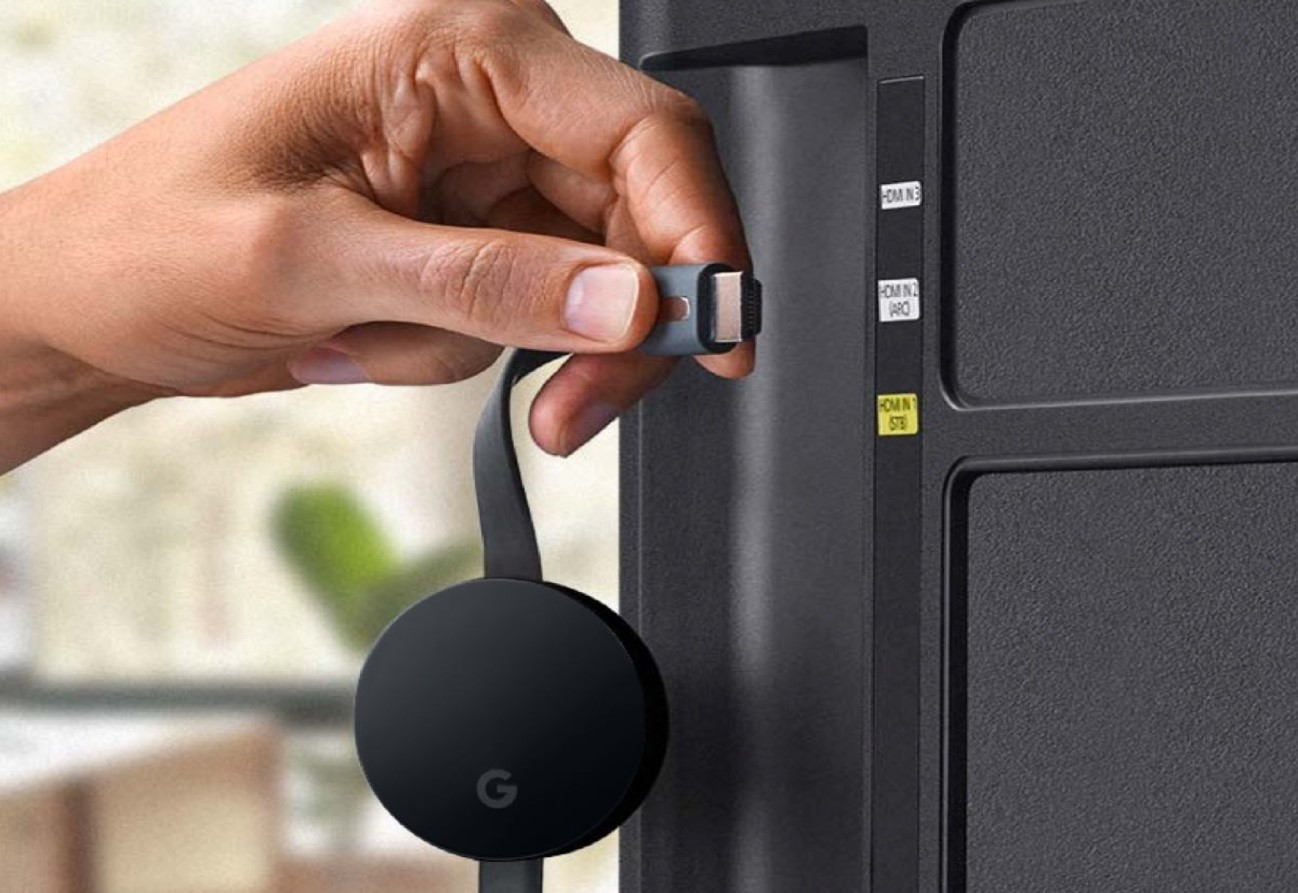 Solucionar problemas de audio en Chromecast